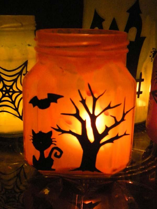 Top 30 Diy Spooky Mason Jars For This Halloween Amazing Diy Interior Home Design