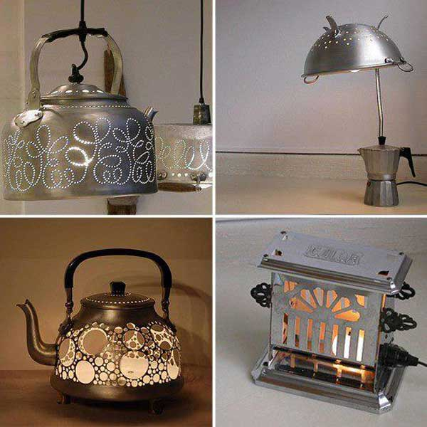 Cool Kitchen Stuff: 38 Clever Ways To Repurpose Old Kitchen Stuff
