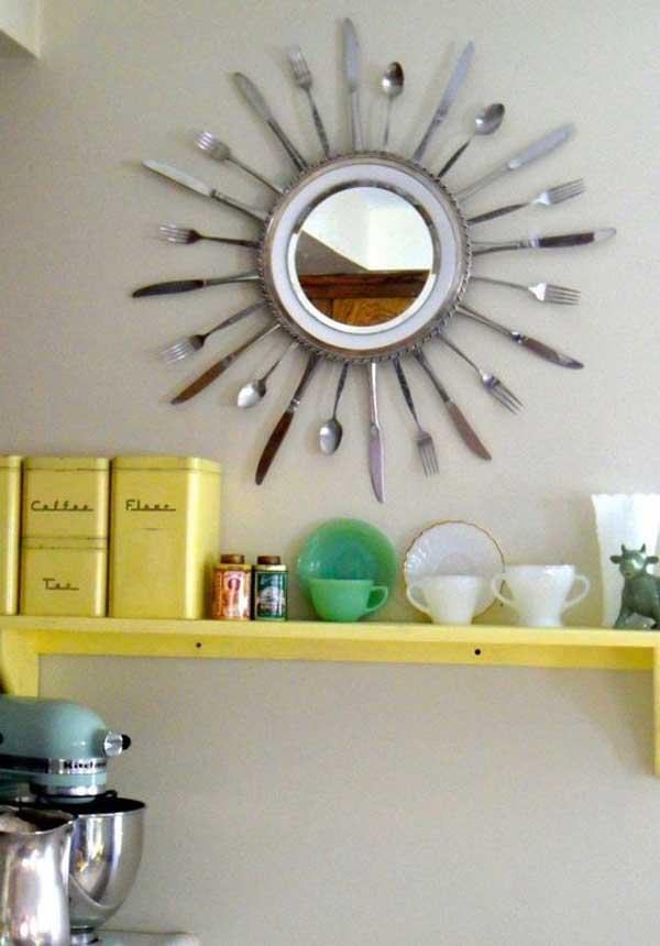 Trend old kitchen items reused ideas