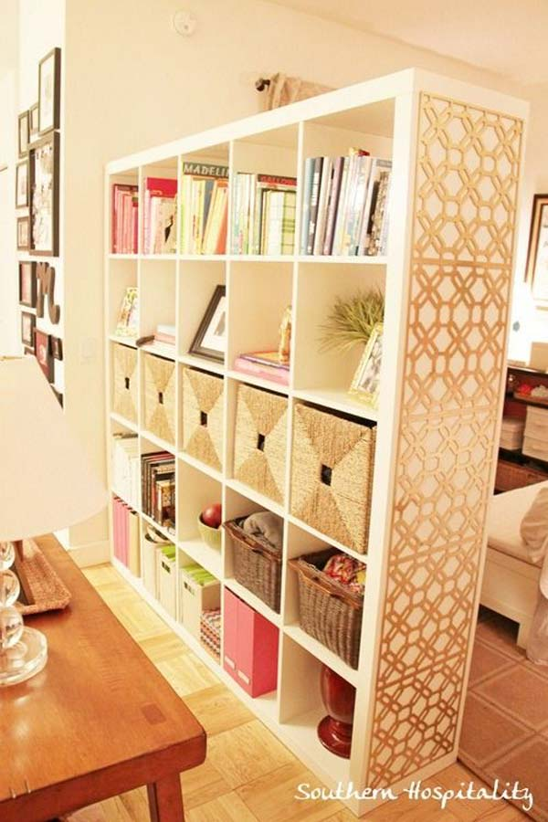 24 fantastic diy room dividers to redefine your space