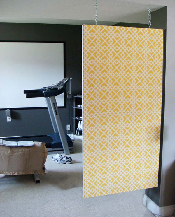 24 Fantastic DIY Room Dividers to Redefine Your Space - Amazing DIY ...