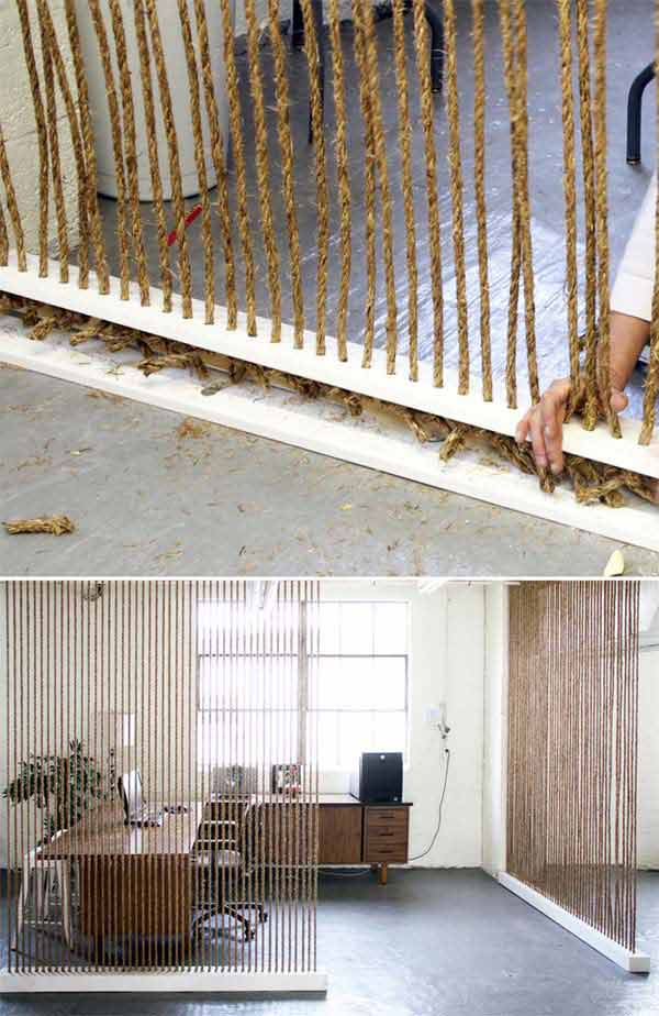 24 Fantastic DIY Room Dividers to Redefine Your Space Amazing DIY