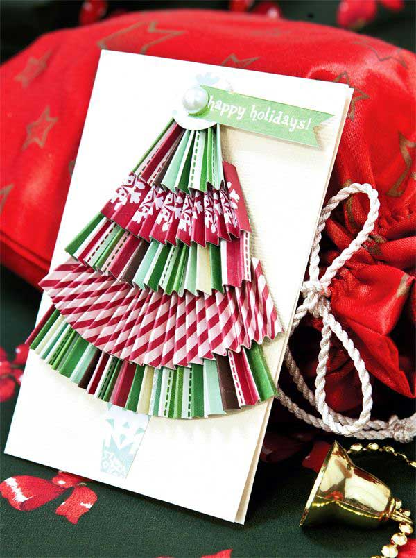 DIY-Christmas-postcard-ideas-14
