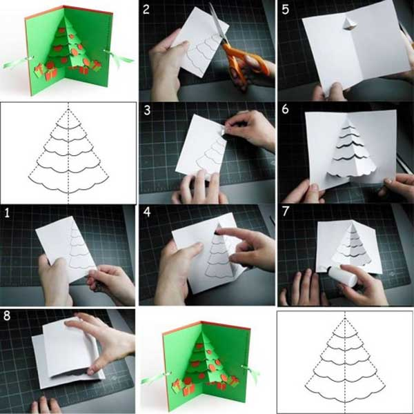 DIY-Christmas-postcard-ideas-21