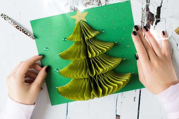DIY-Christmas-postcard-ideas-26