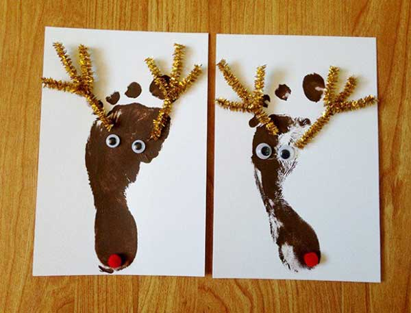 DIY-Christmas-postcard-ideas-3