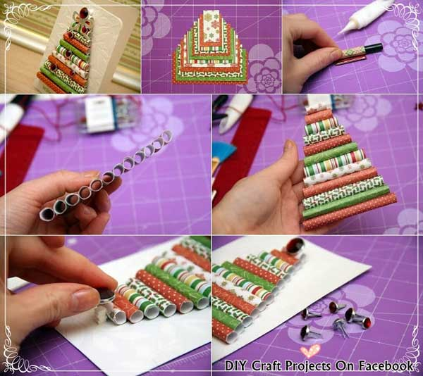 DIY-Christmas-postcard-ideas-33