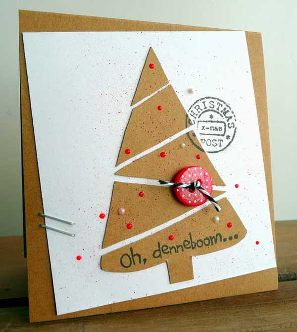 DIY-Christmas-postcard-ideas-5
