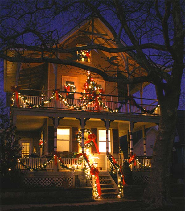 outdoorchristmaslightingdecorations3 exterior christmas lighting ideas o