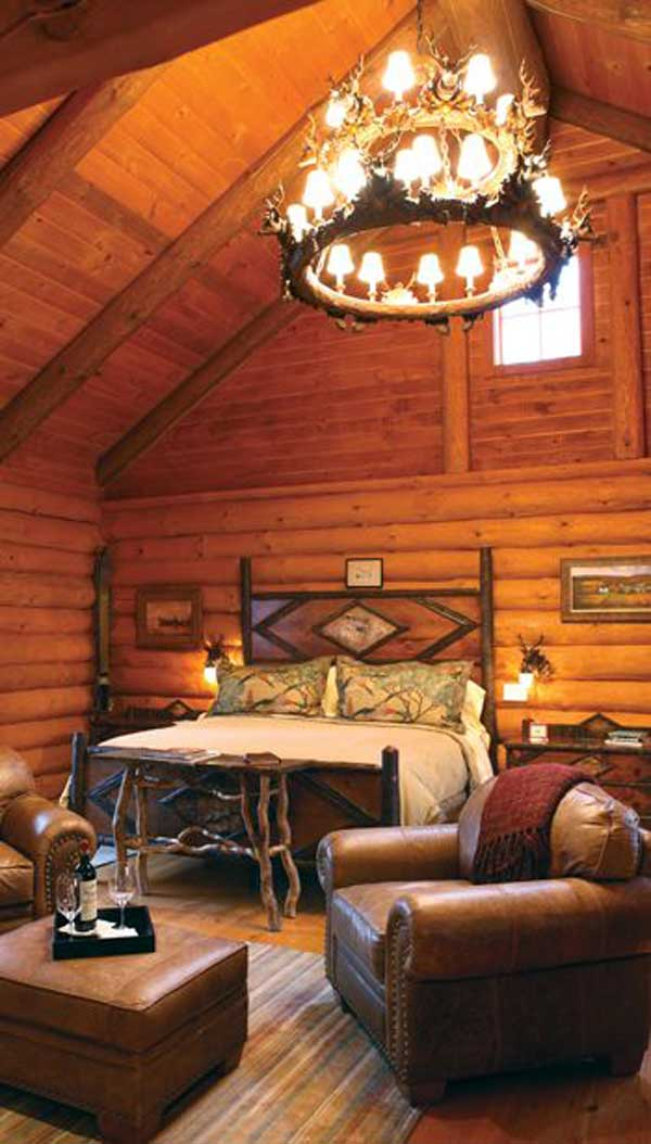 22 Inspiring Rustic Bedroom Designs For This Winter ... on Teenage:rfnoincytf8= Room Designs  id=78958