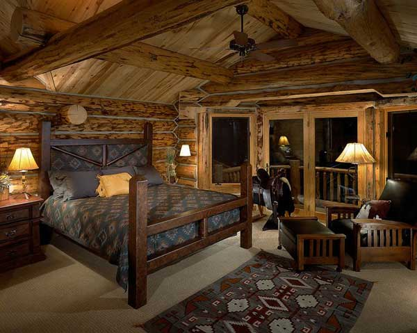 Rustic Bedroom Decorating Ideas 18