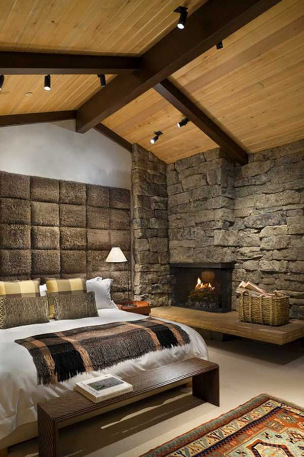 rustic bedroom decorating ideas 21