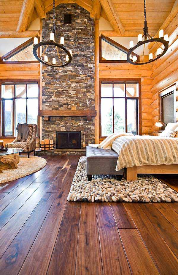rustic bedroom decorating ideas 3