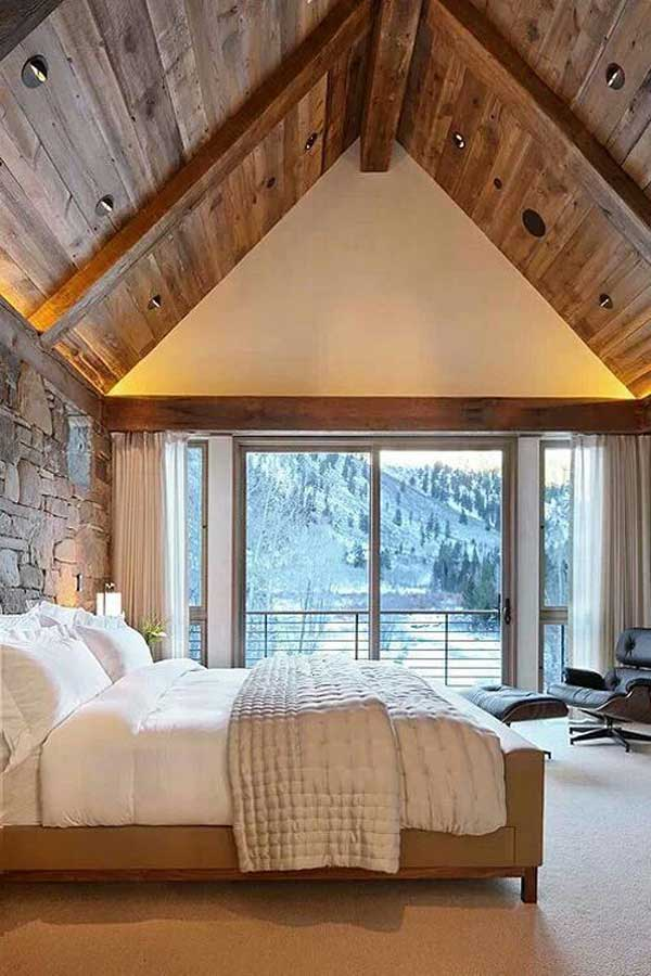Diy Bedroom Ideas For Small Rooms Design: 22 Inspiring Rustic Bedroom Designs For This Winter