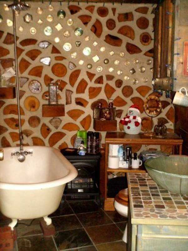 Natural Cordwood Masonry Cabins Amazing Diy Interior Home Design