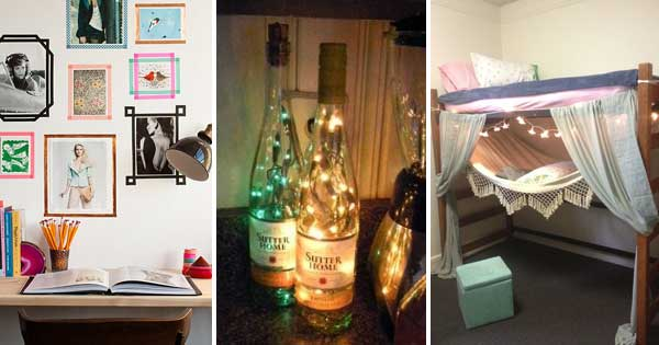 It Is Really An Unacceptable Thing That Your College Dorm Room Is