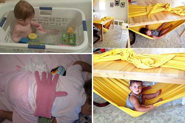 27 Genius Parenting Hacks To Make A Parents Job Easier