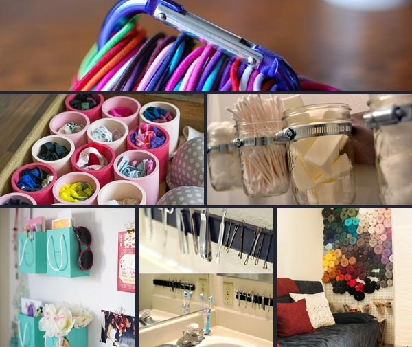 38 Brilliant Small Stuff Organization Hacks In Your Life
