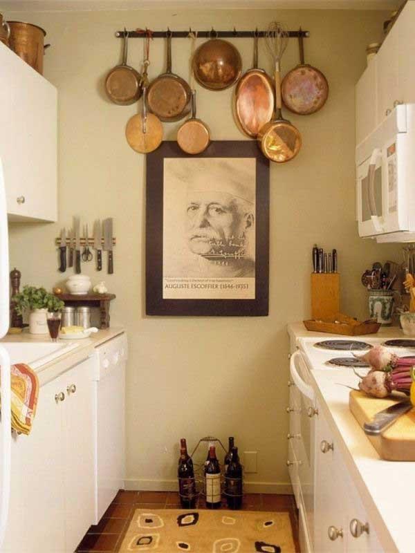 Marvelous 38 Cool Space Saving Small Kitchen Design Ideas Inspirational Interior Design Netriciaus