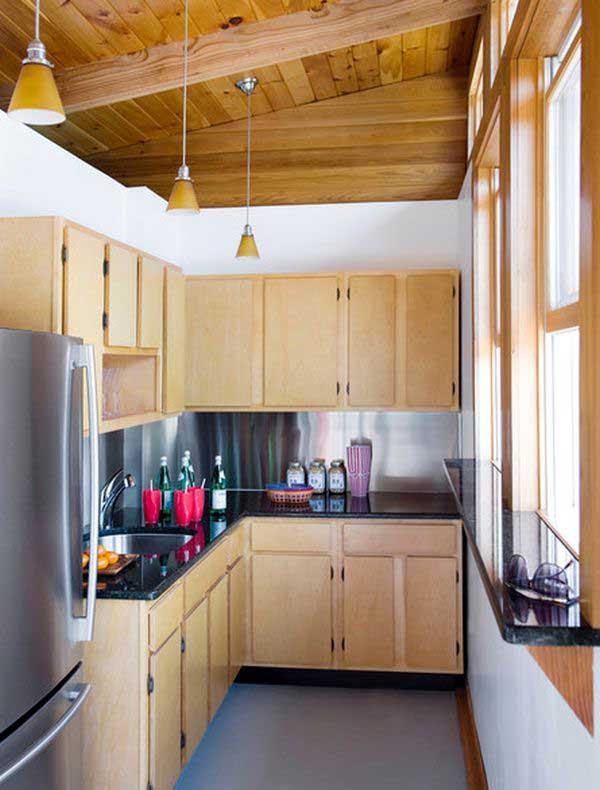 small kitchen design 30 - Small Kitchen Design Ideas 2