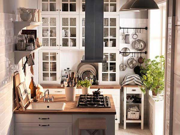 38 Cool Space Saving Small Kitchen Design Ideas Amazing DIY Interior