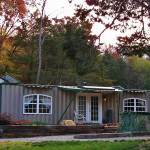 An Epic Off-Grid Home Made From Two Shipping Containers