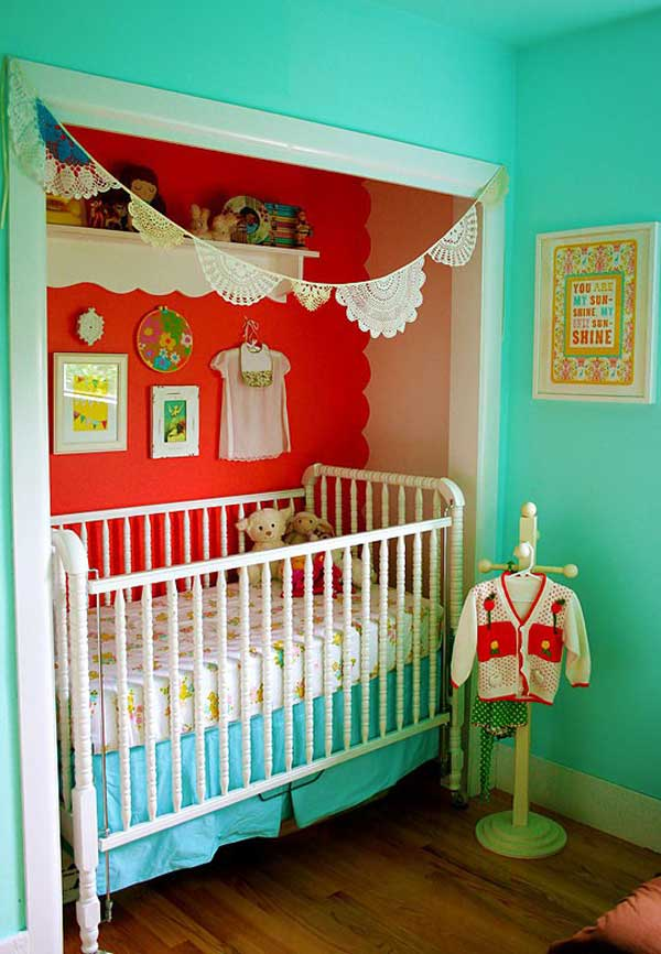 Baby Nursery Ideas Woohome 11