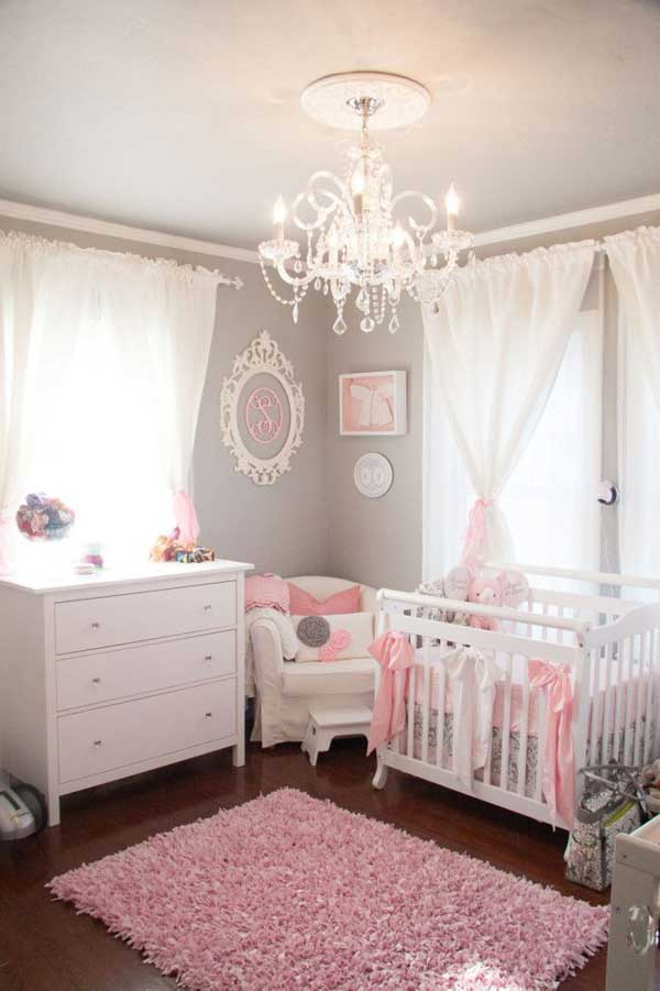 22 steal worthy decorating ideas for small baby nurseries for Decoration de maison