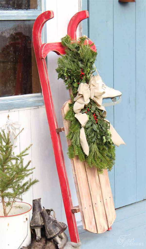 Fantastic 32 Astonishing DIY Vintage Christmas Decor Ideas - Amazing DIY  ON49
