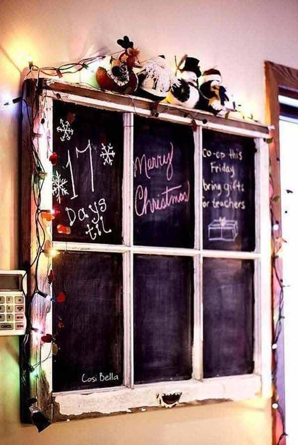 DIY-Vintage-Χριστούγεννα-ντεκόρ-23