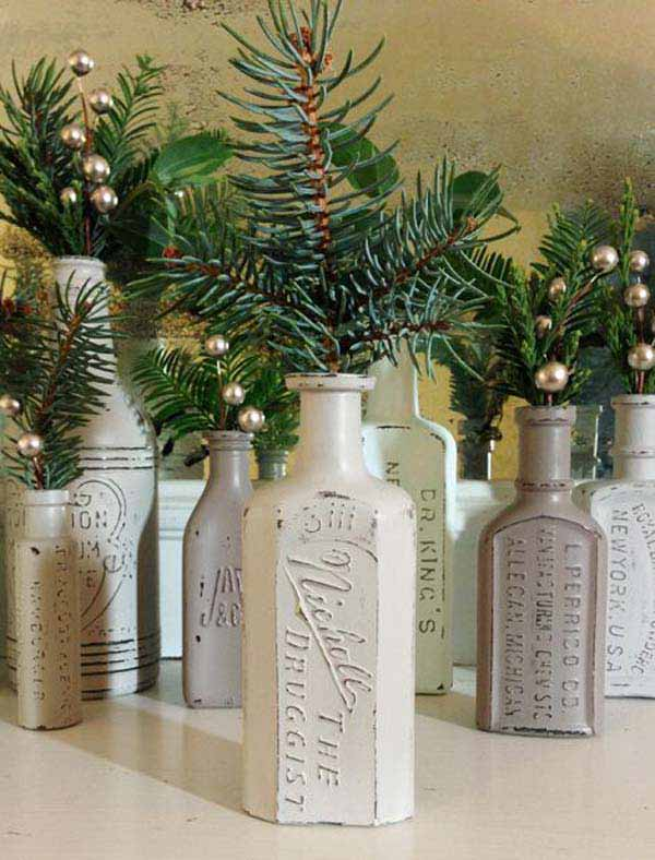 diy vintage christmas decor 3
