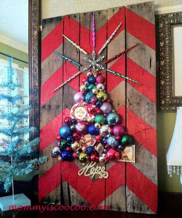 DIY-Vintage-Χριστούγεννα-ντεκόρ-31