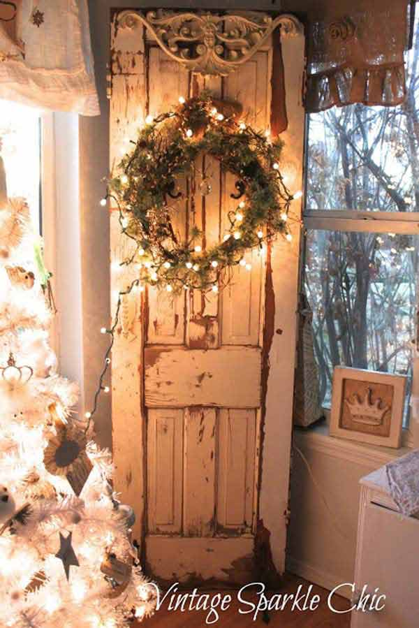 32 astonishing diy vintage christmas decor ideas amazing for Antique decoration