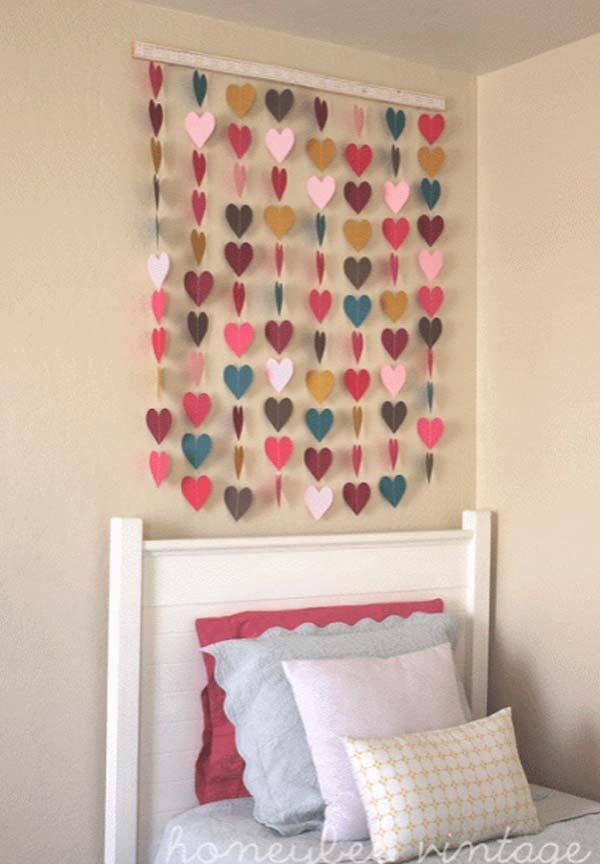 Exceptionnel DIY Wall Art For Kids Room 15