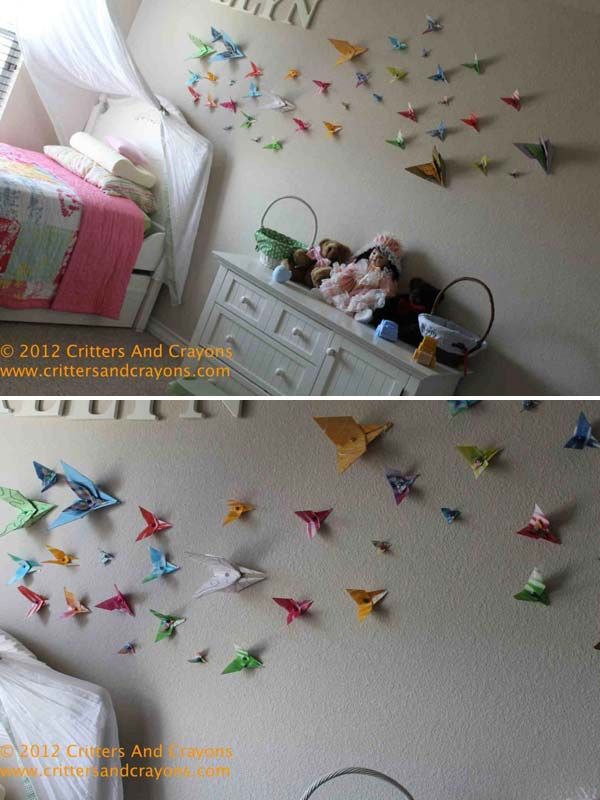 diy wall art for kids room 18