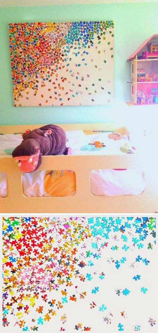 DIY Wall Art For Kids Room 5
