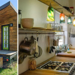 Macy Miller's Trailer House: Compact but Beautiful