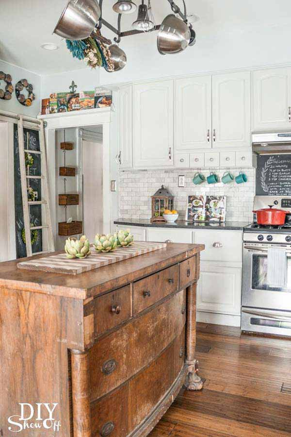 Vintage-Touch-To-Your-Kitchen-13