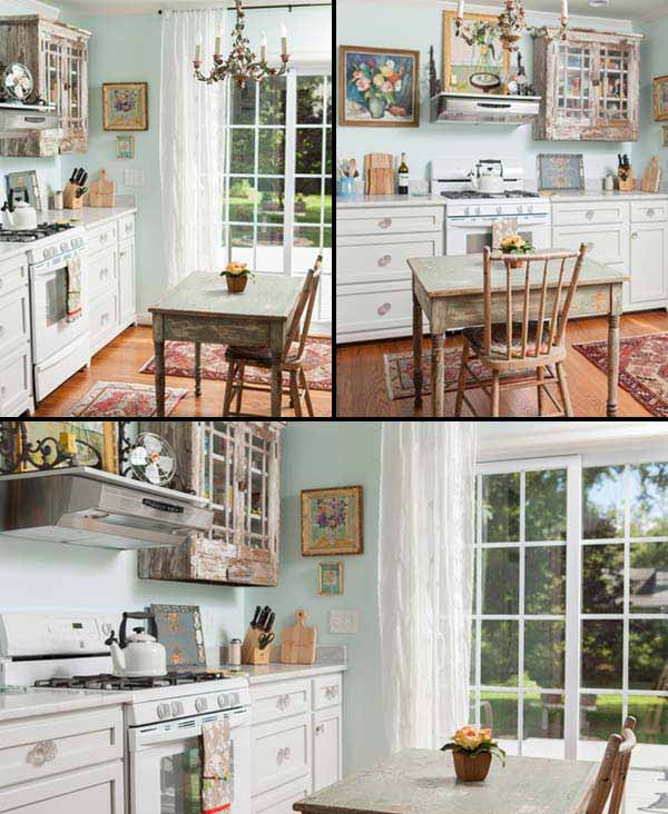 Vintage-Touch-To-Your-Kitchen-3