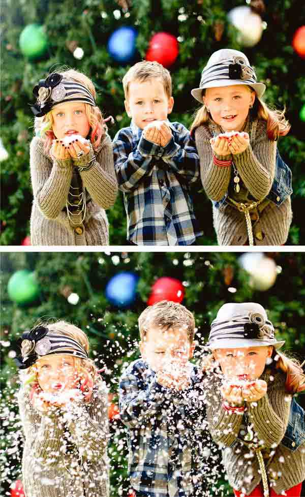 38 of the cutest and most fun family photo christmas card for Family of 4 picture ideas