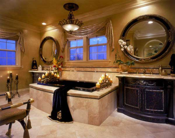 Master Bathroom Design Luxury Dream Homes