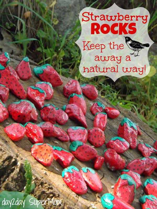 26 Fabulous Garden Decorating Ideas with Rocks and Stones ... on Rock Decorating Ideas  id=85421