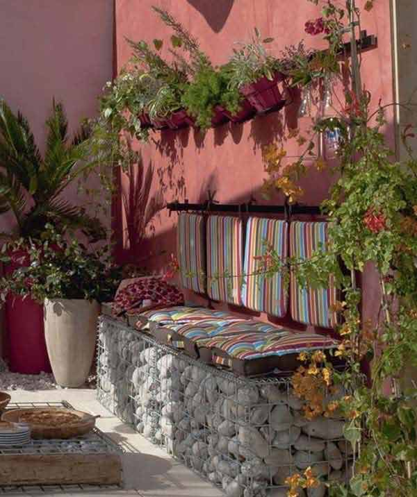 26 Fabulous Garden Decorating Ideas with Rocks and Stones ... on Rock Decorating Ideas  id=48671