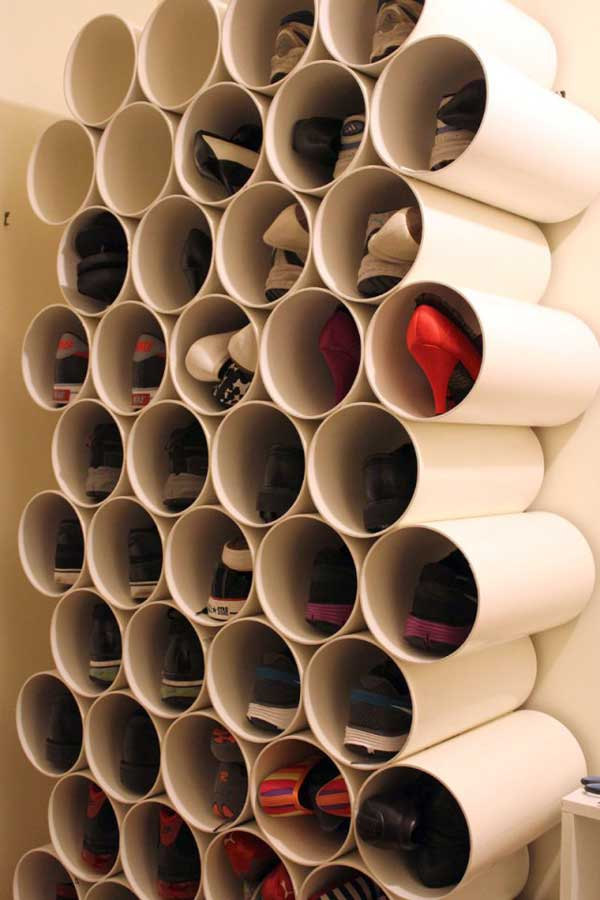 Genial Shoe Storage Ideas Woohome 10