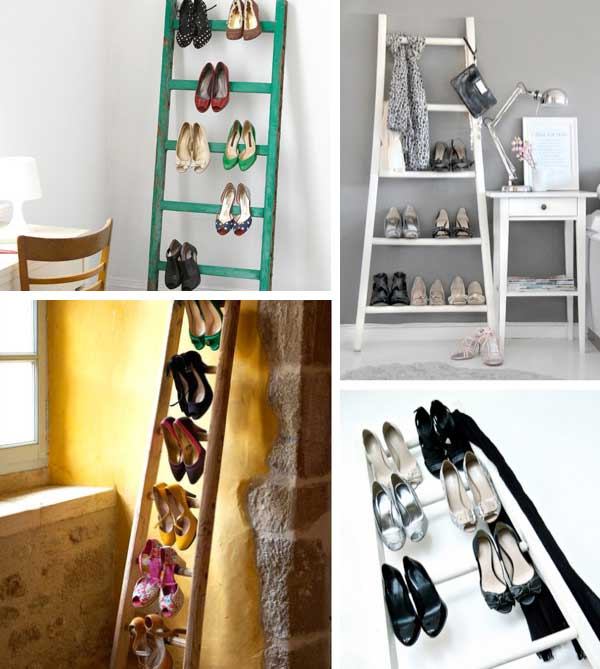 28 clever diy shoes storage ideas that will save your time - amazing 20 Storage Ideas That You Never Thought of