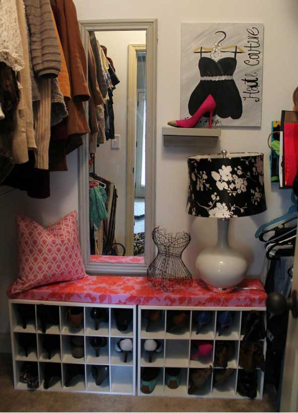 Clever DIY Shoes Storage Ideas That Will Save Your Time - Shoe cabinets design ideas