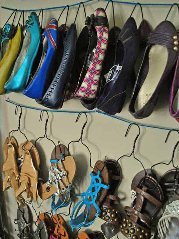 28 clever diy shoes storage ideas that will save your time amazing shoe storage ideas woohome 9 solutioingenieria Choice Image