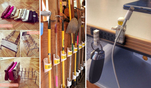 37 Insanely Smart DIY Storage Ideas You Need To Know