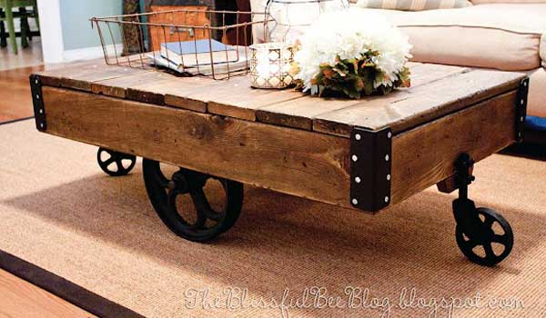 Top 23 Extremely Awesome Diy Industrial, Industrial Look Furniture
