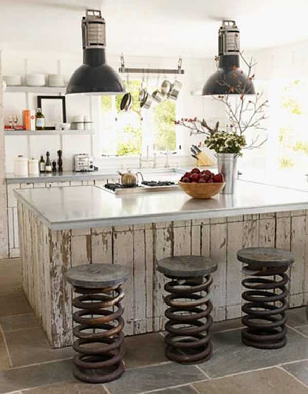Top 23 Extremely Awesome DIY Industrial Furniture Designs  : DIY industrial furniture woohome 10 from www.woohome.com size 600 x 766 jpeg 40kB